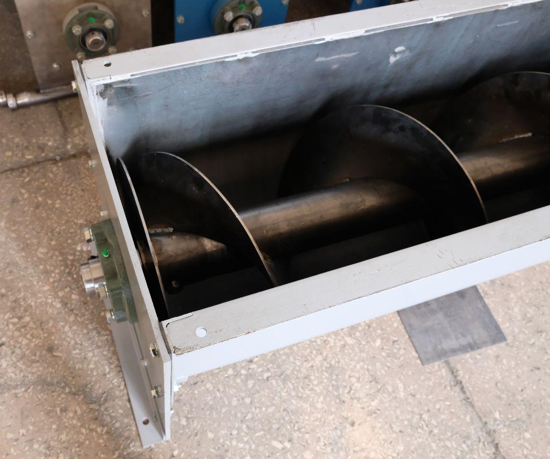 Угол наклона шнекового конвейера купить транспортер тсн 2